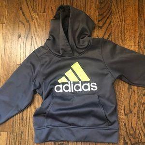 Adidas Boys Size 5T Sweatshirt